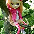 Yumi au jardin, partie 2