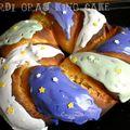 <b>Mardi</b>-<b>Gras</b> king cake - Brioche de <b>mardi</b>-<b>gras</b> (typiquement américain)