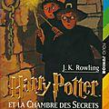 Harry Potter et la chambre des secrets, de J.K.Rowling - <b>Challenge</b> geek, semaine <b>Halloween</b> ...