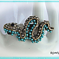 <b>Bague</b> <b>Serpent</b>