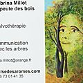 Sylvothérapie, communication avec les arbres