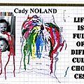 <b>Cady</b> <b>NOLAND</b> ou une approche critique et absurde par AooA
