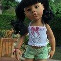Vide-Dressing <b>poupées</b> <b>50</b> <b>cm</b>