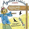 Agatha raisin enquête t.4 randonnée mortelle, m.c. beaton