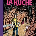 La ruche - charles burns (bd)
