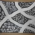 Tableaux en noir et blanc