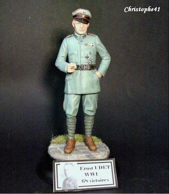 Ernst Udet WWI pilote de chasse allemand - PICT2943