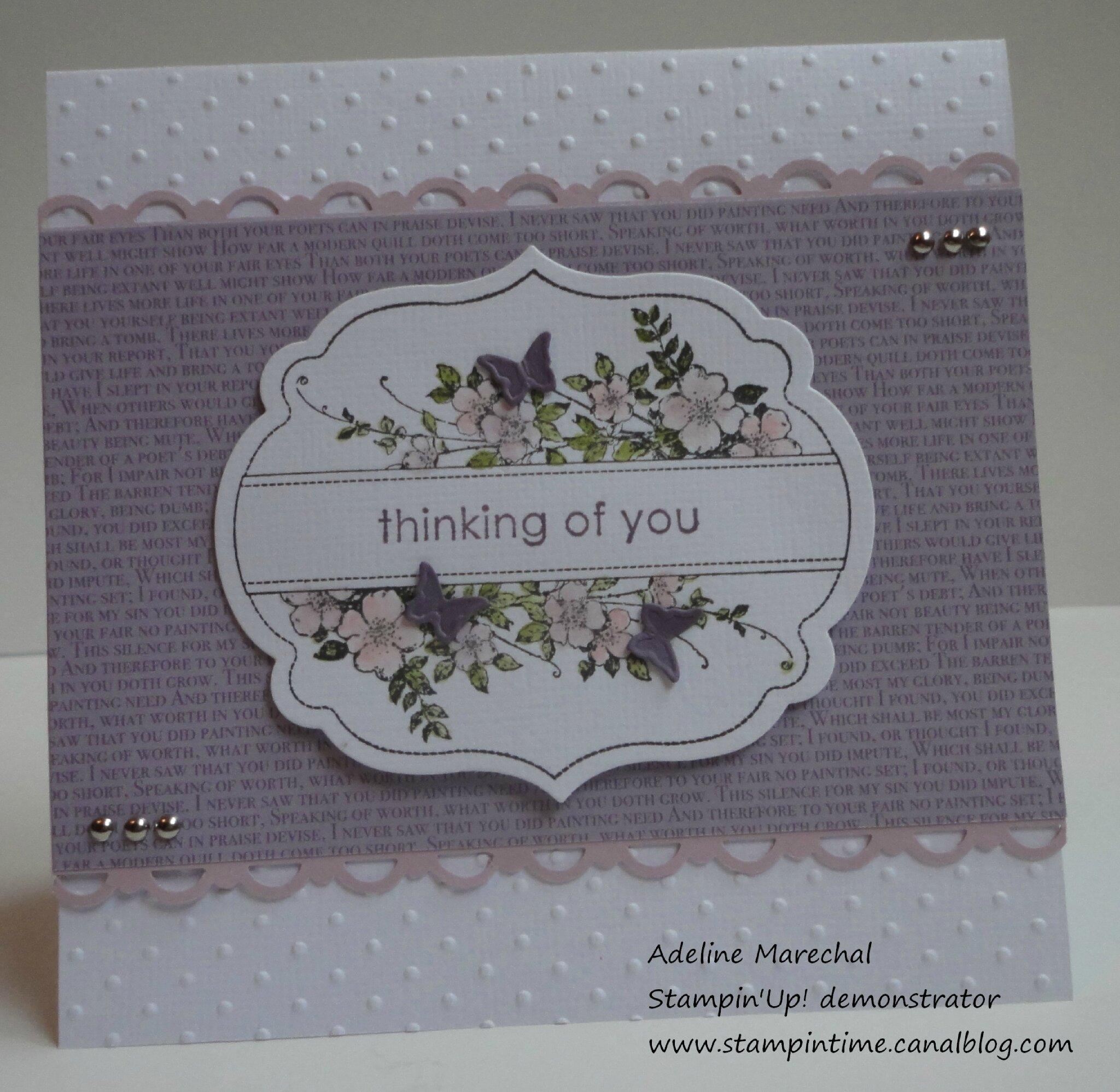 thinkingofyou by stampintime