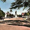 Biskra (algérie) à l'époque coloniale