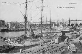 """Résultat de recherche d'images pour """"photos du port de nice 19eme siecle"""""""