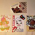 Atc decembre 2012 sur le thème du chocolat :p