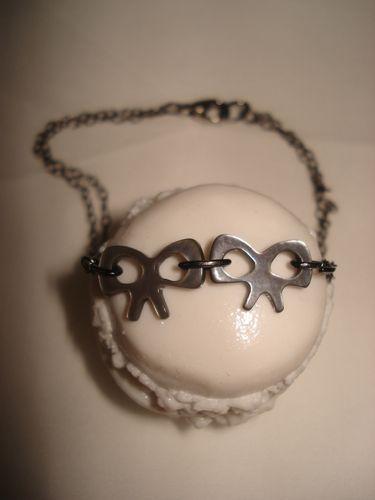Bijoux Noel bracelet noeuds