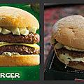 Jedi burger et burgers StarWars chez Quick