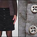 Concours t&n les deux font la paire - petite jupe noire