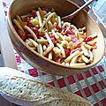 Salade de pâtes d'été