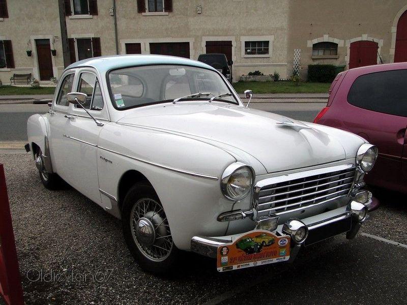"""Bel Royal Motors >> Renault Frégate Amiral, 1954 - Oldiesfan67 """"Mon blog auto"""""""