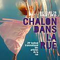 Chalon dans la rue 2015