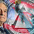 Le satanique illuminati George Soros : L'Europe doit devenir comme l'<b>Ukraine</b> !