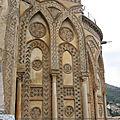 Sicile - Palerme et le Val di Mazara (9/35). Architecture religieuse « arabo-byzantino-normande ».