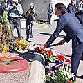 Cérémonies du 80ème anniversaire de l'appel du 18 <b>juin</b> <b>1940</b> à VAISON LA ROMAINE, LAGNES et AVIGNON
