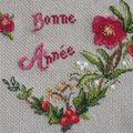 Bonne année 2009: Pour Brigitte et Alain