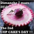 <b>Cupcakes</b> choco-<b>framboise</b> pour le 2nd <b>Cupcake</b>'s day