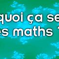 10 ans de blog : mais à quoi ça sert les maths ?