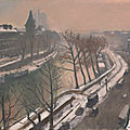 Seven Fauvist works newly deposited on permanent loan at the Kunstmuseum Basel