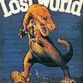 Le <b>Monde</b> <b>Perdu</b> - 1925 (L'ancêtre du blockbuster)