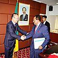 Phase 2 de l'<b>Autoroute</b> Yaoundé-<b>Douala</b>, le consortium China Poly Group Corporation s'intéresse au projet