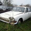 La triumph 2000 mki berline automatique (1963-1969)(sessenheim)