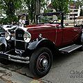 <b>Citroën</b> C6 cabriolet 1929-1932