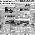 1936 : le putsch en espagne