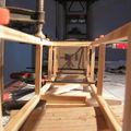 Construction du <b>Fuselage</b> -assemblage et formage du chassis