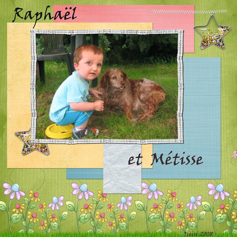 Raphaël & Métisse
