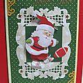 Cartes Noël et Voeux 2009 à 2015