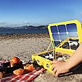 Dînette solaire pour apprentis-cuisiniers