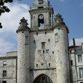 La Rochelle, la grosse horloge