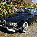 Alfa romeo 2600 sprint-1965