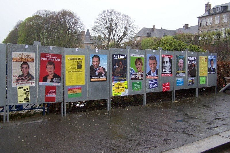 affichage Avranches