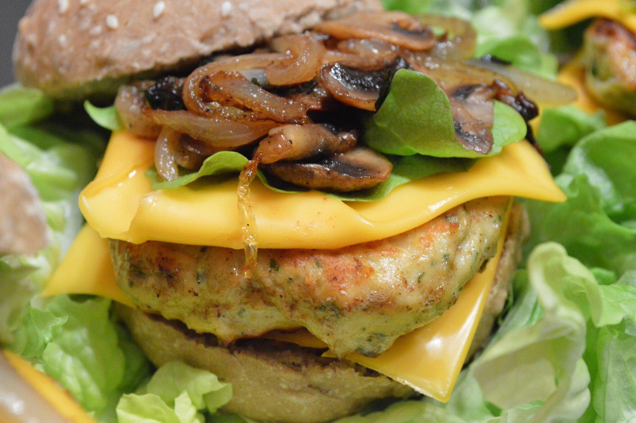Hamburger revisité : direction la Louisiane