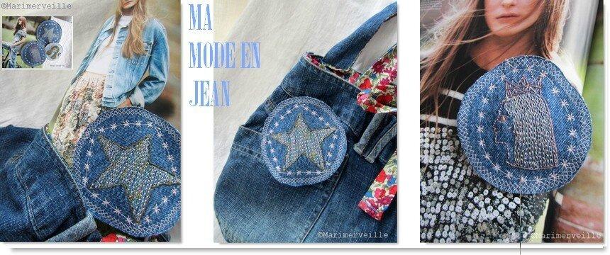 ma mode en jean Marimerveille
