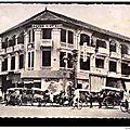 Publicité Savon Vietnam, Saigon, années 30