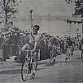 1968 - le cyclisme, son actualite (23° semaine de la saison)