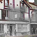 La chaussée <b>Jules</b> <b>César</b> à Eaubonne...hier et aujourd'hui