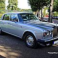 Rolls Royce silver shadow II de 1980 (9ème Classic Gala de Schwetzingen 2011) 01