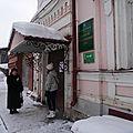 02/02 à la bibliothèque de Kungur...Surprises...