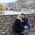 amoureux, Pont des arts_8507