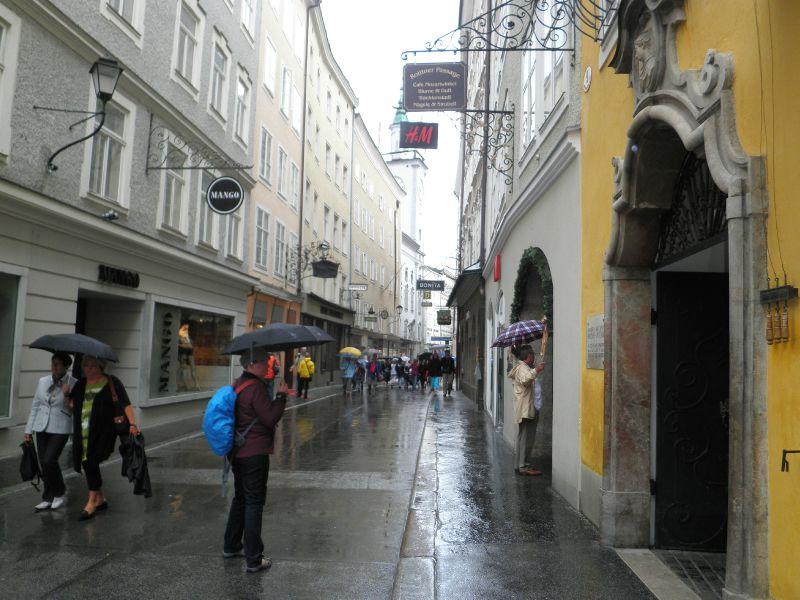 A - salzbourg rue mozart
