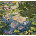 One of Monet's finest large-scale 'Water Lilies' paintings to star at Sotheby's